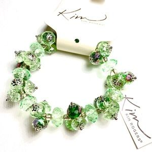 Sparkling Bracelet by Kim Rogers